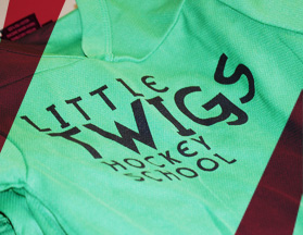 Little Twigs Hockey School T-Shirt